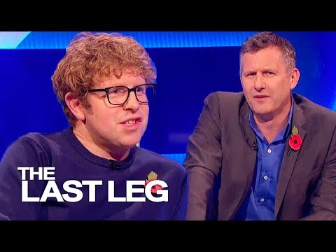 Michael Fallon, It Was Not Okay 10 Years Ago - The Last Leg