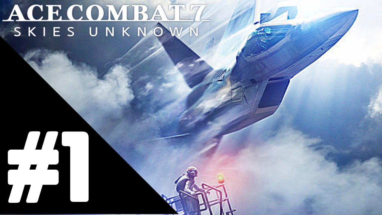 Download Ace Combat 7: Skies Unknown Walkthrough Gameplay Part 1 – Mission 01: Charge Assault