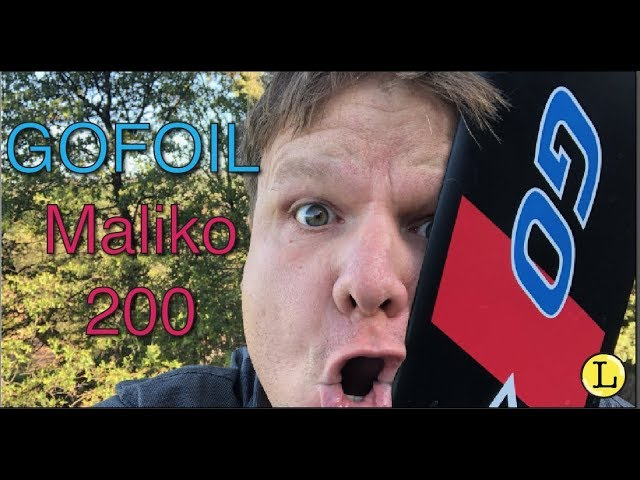 Unboxing the GoFoil Maliko 200.. SUP Foil easy setup