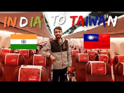 INDIA TO TAIWAN 🇹🇼 via BANGKOK : DELHI T3 Airport , Bangkok Airport: SPICEJET services