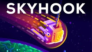 1,000km Cable to the Stars - The Skyhook
