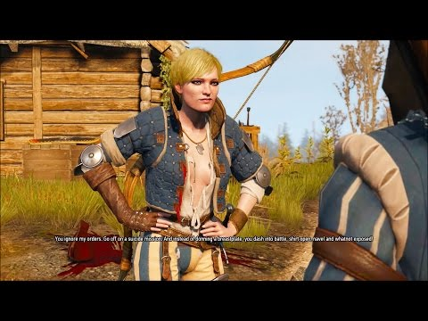 An Eye for An Eye - All Choices - Witcher 3 - New Game+ - Part 62