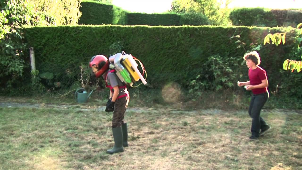 how to make jetpack at home