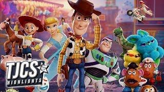 Toy Story 4 Becomes Fifth Disney Billion Dollar Film Of 2019