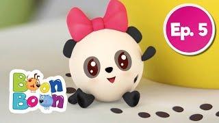 BabyRiki - Urme de labute (Ep. 5) Desene animate BoonBoon