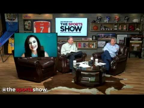Jennifer Welter on the challenges of being a female American football coach