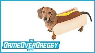 Fancy Dick Pics - The GameOverGreggy Show Ep. 187 (Pt. 4)