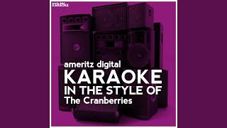 Zombie (Karaoke Version)