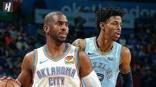 Memphis Grizzlies vs Oklahoma City Thunder - Full  Highlights | Dec 26, 2019 | 2019-20 NBA Season