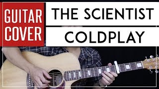 Download lagu The Scientist Guitar Cover Acoustic - Coldplay + Onscreen Chords