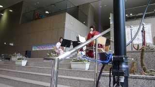 2013年8月7日(水)かわさき区ビオラコンサートでの演奏です。