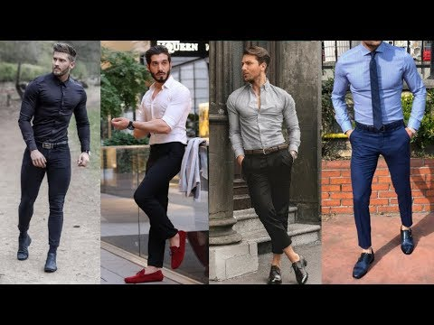 Men's Fashion Upgrade - 2020 | Best Formal Style 2020 | Fashion World