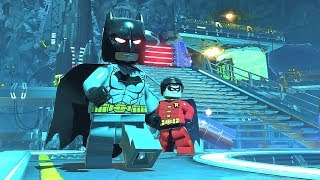Крутые ЛЕГО. Бэтмен и Робин 3