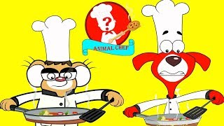 Rat-A-Tat |'The Fortune Chef - Cooking Competition Compilation'| Chotoonz Kids Funny Cartoon Videos