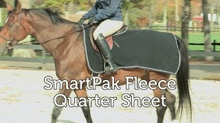 SmartPak Fleece Quarter Sheet Review