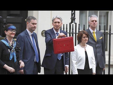 Philip Hammond: Preparing Britain for a stronger, fairer future.