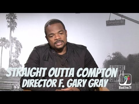 F. Gary Gray Interview For Straight Outta Compton
