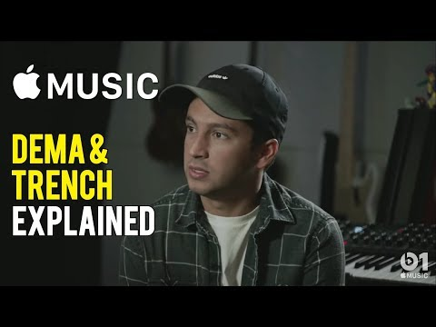 [NEW INTERVIEW] Tyler EXPLAINS Trench & DEMA universes (interview clip)
