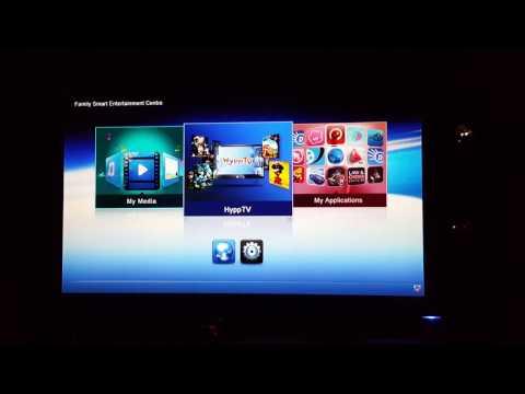 Hyptv Set Top Box EC6108V8 - Playstore - Option 2