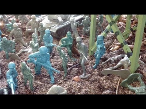 Army Men: The Barmy Army | The General