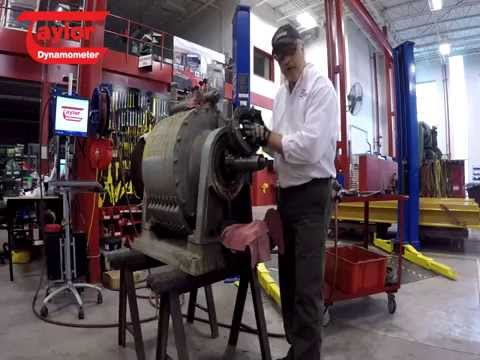 Seal, Bearing & Packing Maintenance on a DX Dynamometer (Part 3)