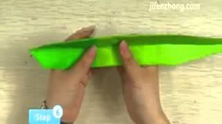 Chinese Zodiac Snake Origami