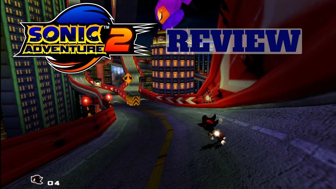 Is Sonic Adventure 2 the BEST 3D Platformer in the Series?   REVIEW