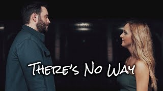 Lauv ft. Julia Michaels - There's No Way | Chaz Mazzota and Amanda Cooksey (Cover)