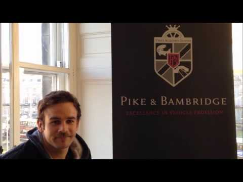 Ruaridh Jackson chats to Pike & Bambridge