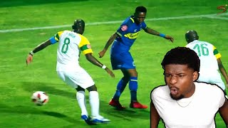 KASI FLAVA SKILLS ! SOUTH AFRICAN SHOWBOATING FOOTBALL SKILLS -REACTION