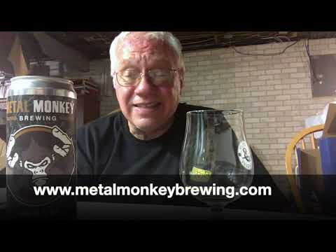 """Thumbnail image for '""""Black Is Beautiful"""" Beer Review: Metal Monkey Brewing'"""