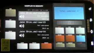 The Process Part 2 (Direct Mobile Music Sampling and Creation Process) Su-Preme MPA