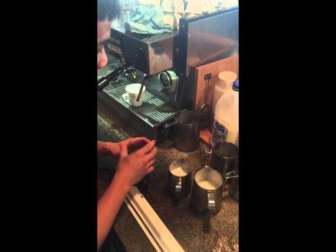Coffee Training at John Montagu