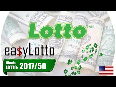 Illinois LOTTO numbers 27 April 2017