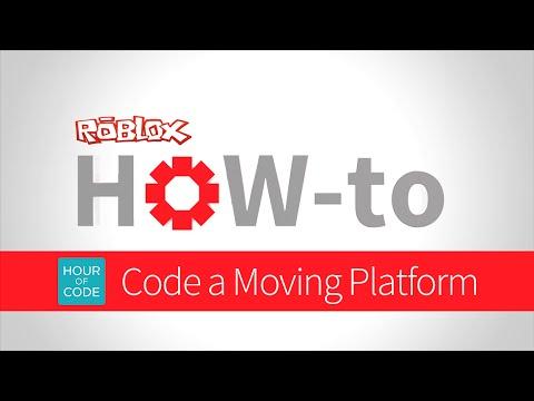 How-to: Code a Moving Platform (Hour of Code Pt. 2)