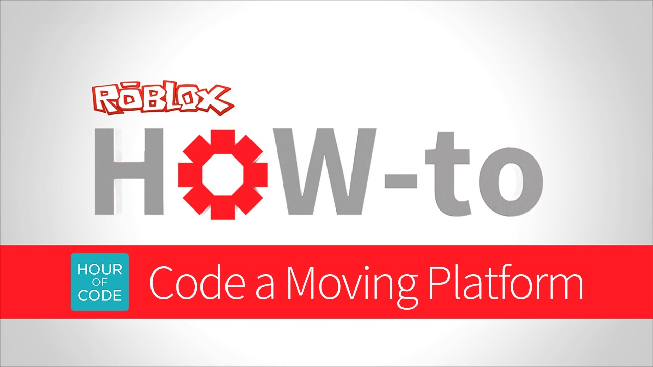 How To Code A Moving Platform Hour Of Code Pt 2 Youtube