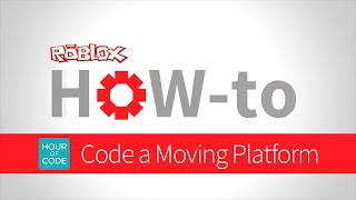 How-to: Code a Moving Platform (Hour of Code Pt. 2) thumbnail