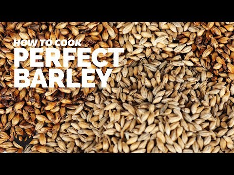 How to Cook Perfect Barley