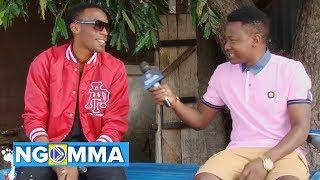 Goodluck Gozbert Interview on SIZ Kitaa