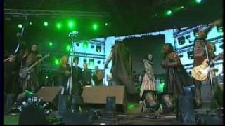 lordi - Devil is a loser - live in Helsinki (marquet square massacre)