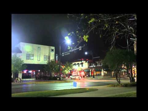 OU Campus Corner Nightlife Time-lapse.wmv