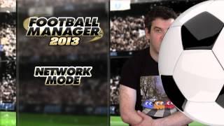 Football Manager 2013 - Match Machine Gameplay