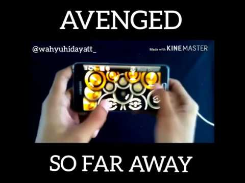 Real Drum Avenged Sevenfold So Far Away Cover By Wahyu Hidayat