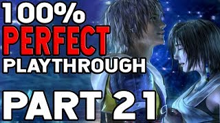 Final Fantasy X 100% Perfect Playthrough Part 21 Raiding Sins Guts