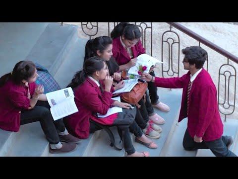 A School Love Story  Ek Samay Mein Toh Tere Dil Se Juda tha  new Hindi vide  abinash boss.