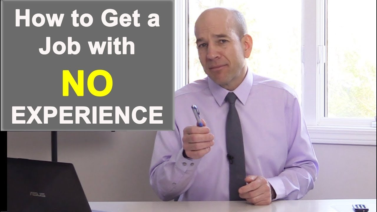 3 tips on how to get a job with no experience