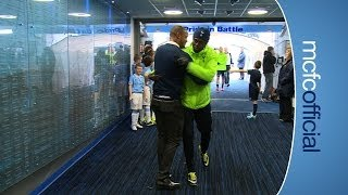 TUNNEL CAM City 6-0 Tottenham