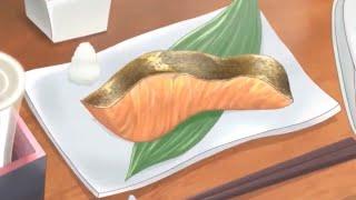 Anime food(1) Wakako sake 와카코와…