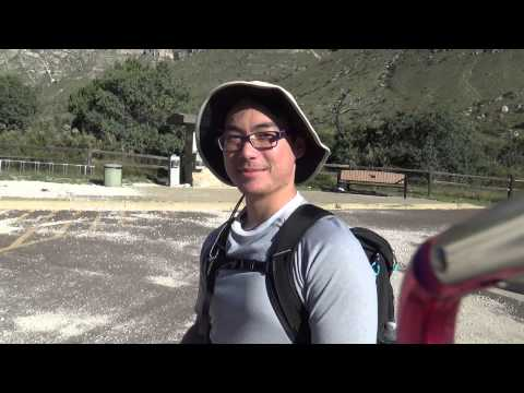 Guadalupe Mountain National Park Camp and Climb.