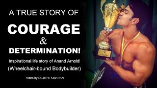 Best Inspirational Video - Amazing Inspirational Life Story of a Wheelchair Bodybuilder!